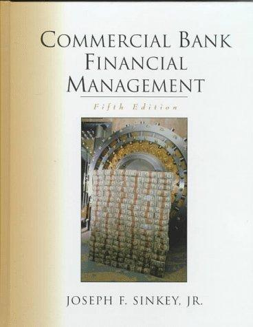 Commercial Bank Financial Management (5th Edition)
