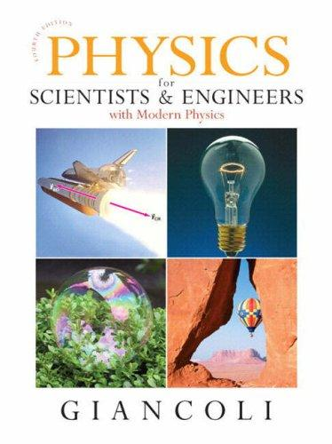 Physics for Scientists & Engineers (Chs 1-38) with MasterPhysics(TM) (4th Edition)
