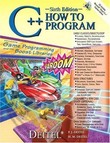 Download C++ How to Program (6th Edition)