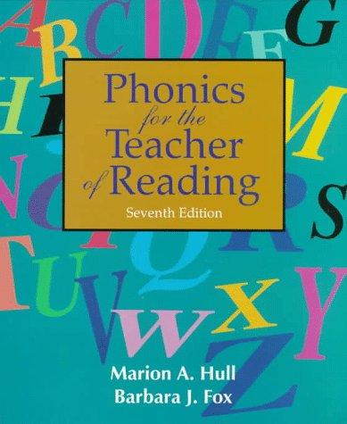 Download Phonics for the teacher of reading