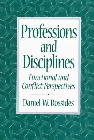 Download Professions and disciplines