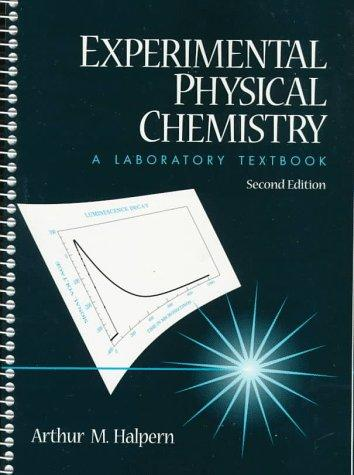 Download Experimental physical chemistry