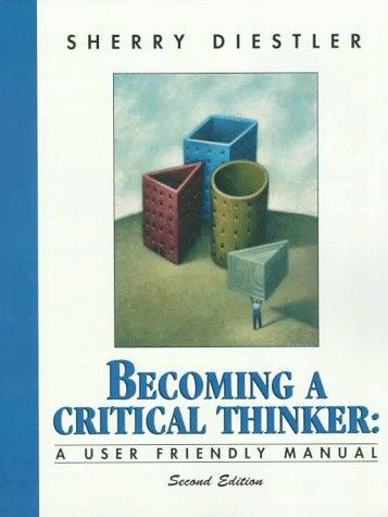 Download Becoming a Critical Thinker