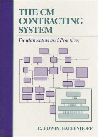Download The CM contracting system