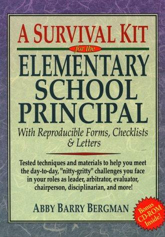 Download A survival kit for the elementary school principal