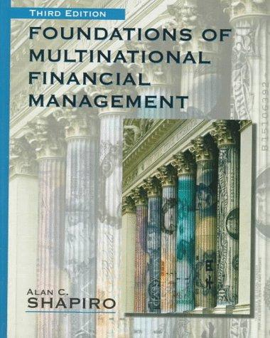 Download Foundations of multinational financial management