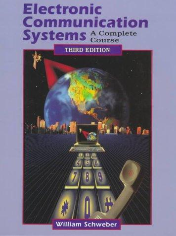 Download Electronic communication systems
