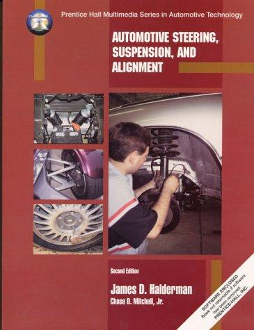 Download Automotive Steering, Suspension, and Alignment (2nd Edition)