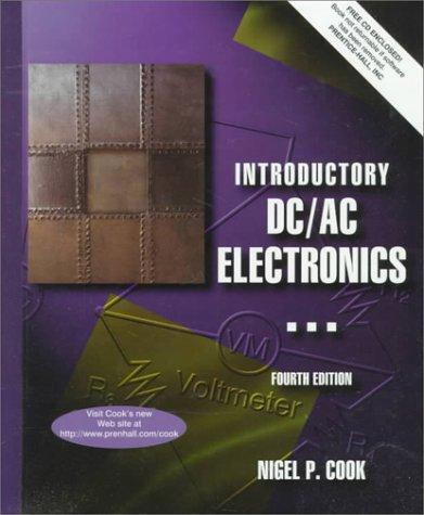 Download Introductory DC/AC electronics