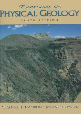 Download Exercises in physical geology