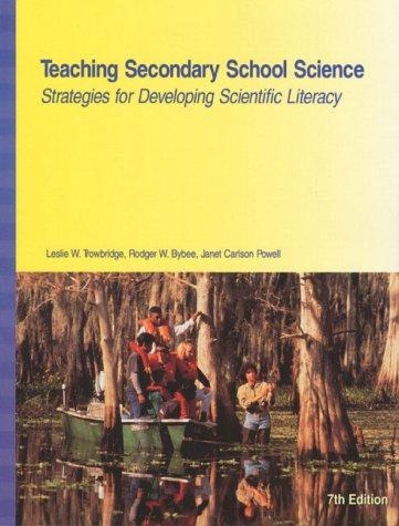 Download Teaching secondary school science