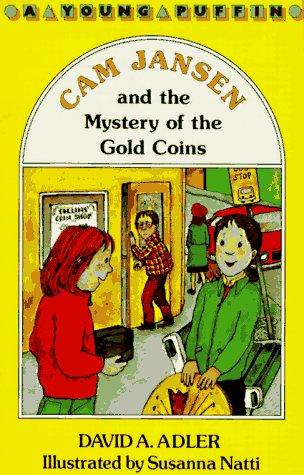 Download Cam Jansen and the Mystery of the Gold Coins