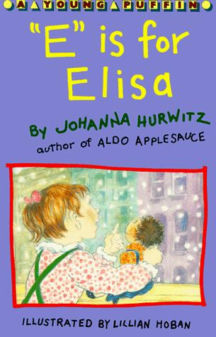 """""""E"""" is for Elisa"""