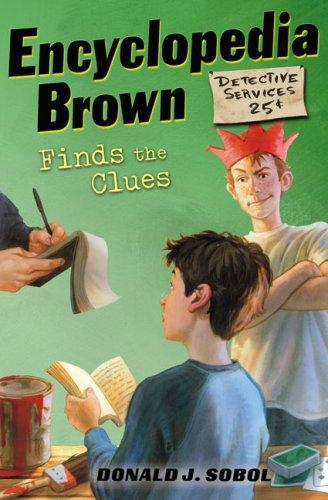 Download Encyclopedia Brown Finds the Clues (Encyclopedia Brown)