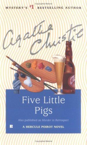 Download Five little pigs