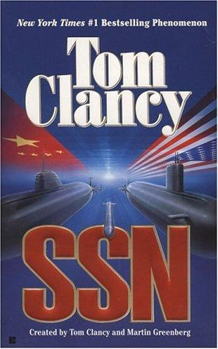 S S N by Tom Clancy, Jean Little