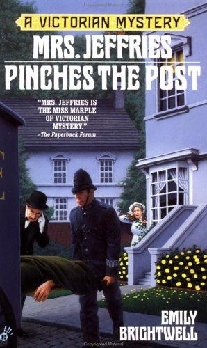 Download Mrs. Jeffries pinches the post