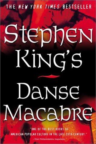 Download Stephen King's danse macabre.