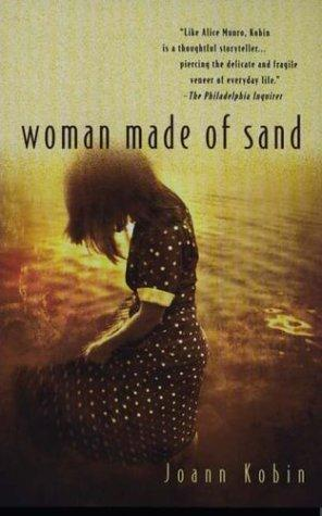 Woman made of sand