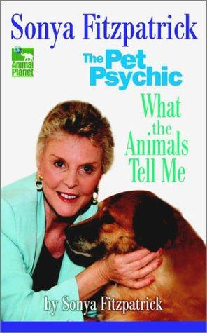 Sonya Fitzpatrick, the Pet Psychic