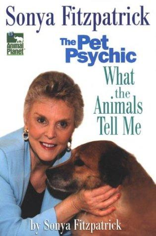 Sonya Fitzpatrick the Pet Psychic