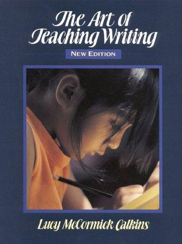 Download The art of teaching writing