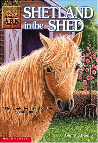 Shetland in the Shed (Animal Ark Series #20)