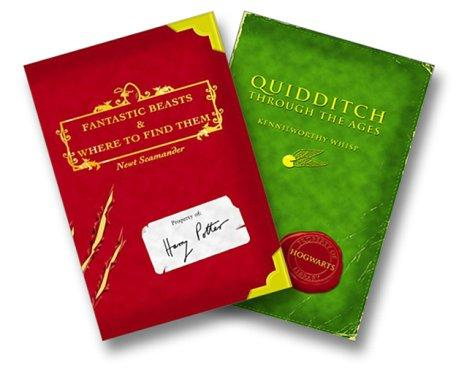 Harry Potter Schoolbooks by J. K. Rowling