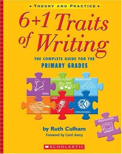 6 + 1 traits of writing.