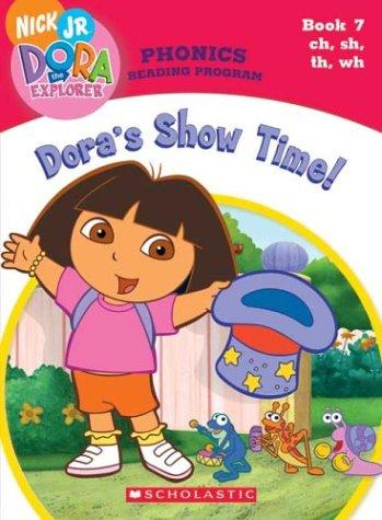 Dora the Explorer Phonics by Quinlan B. Lee