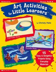 Thumbnail of Art Activities For Little Learners