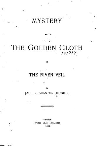 Download Mystery of the golden cloth