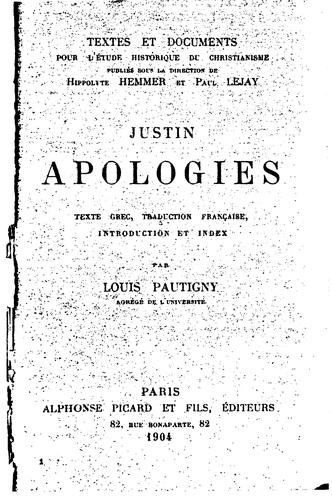 Download Apologies