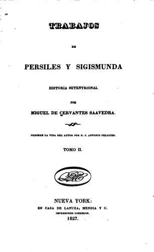 Download Los trabajos de Persiles y Sigismunda.