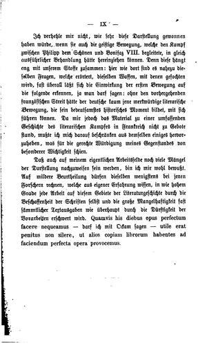 Die literarischen Widersacher der Päpste zur Zeit Ludwig des Baiers