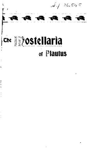 Download Mostellaria.