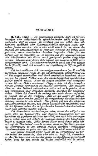 Download Althochdeutsches Lesebuch