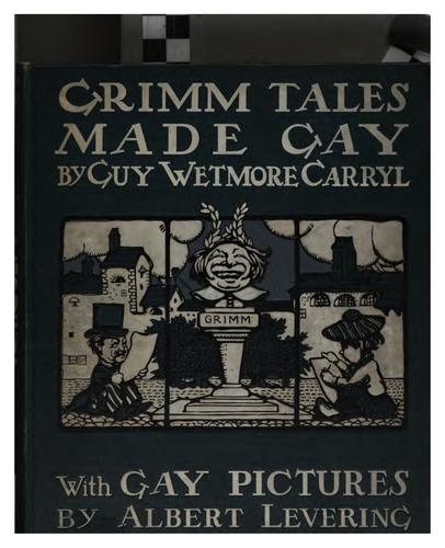 Grimm tales made gay.