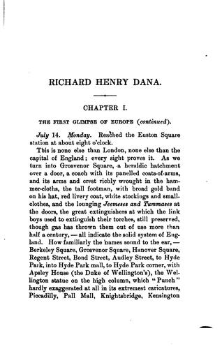 Download Richard Henry Dana
