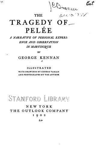 Download The tragedy of Pelée