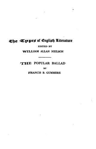Download The popular ballad.