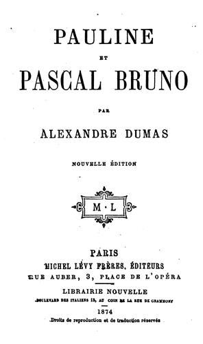 Pauline et Pascal Bruno