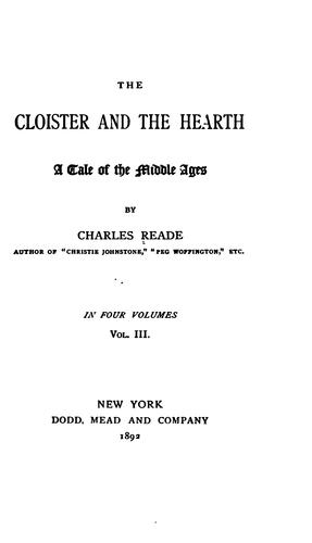 Download The cloister and the hearth