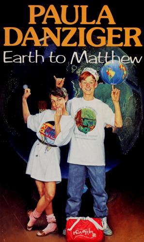Earth to Matthew