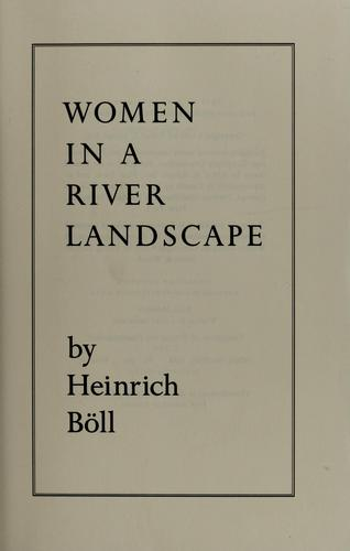 Download Women in a river landscape