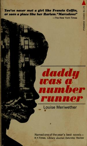 Daddy was a number runner.