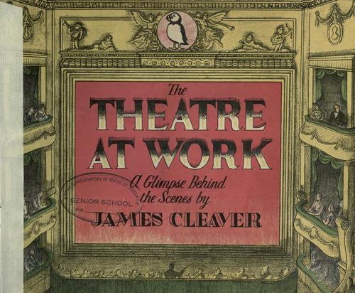 Download The theatre at work