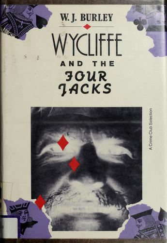 Download Wycliffe and the four jacks