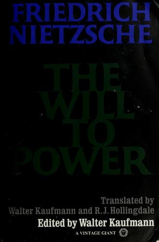 Download The will to power