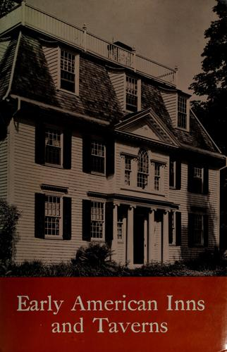 Early American inns and taverns